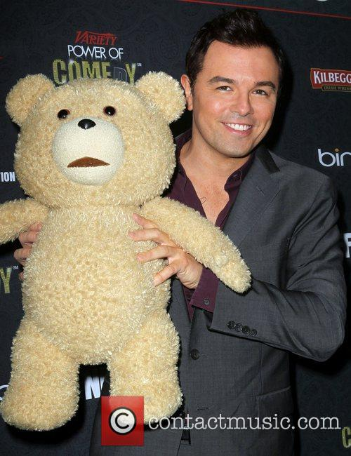 Seth MacFarlane Family Guy 200th Episode Celebration at The Belasco Theater