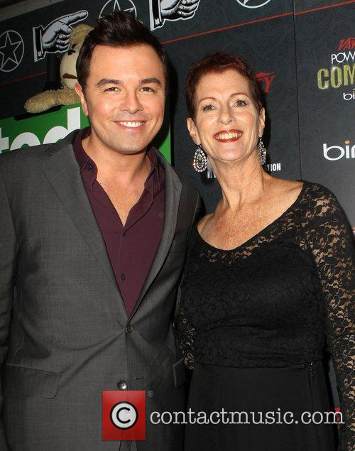 Seth Macfarlane and Noreen Fraser 4