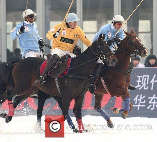 FIP (Federation of International Polo) 2012 Snow Polo...