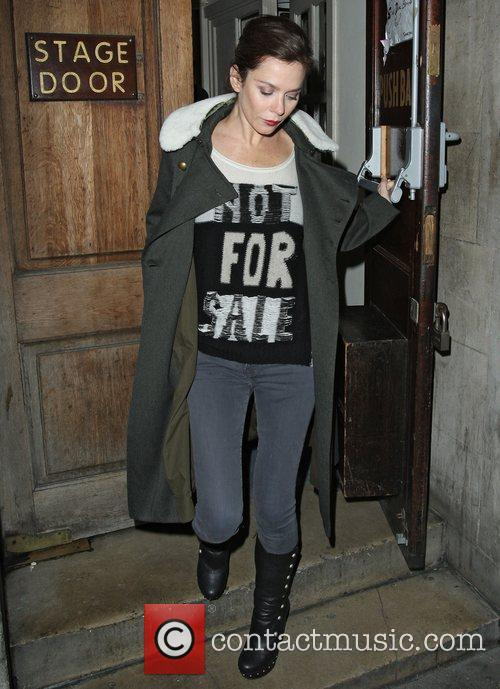 Anna Friel, Not For Sale, Vaudeville Theatre and Uncle Vanya 4