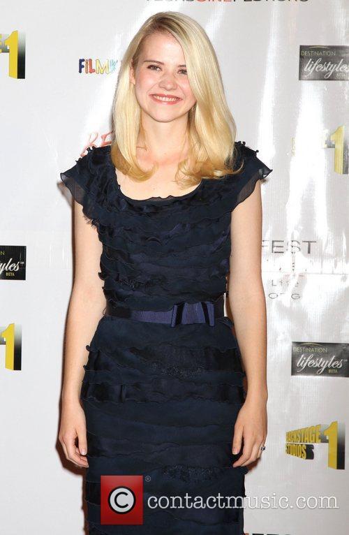 Elizabeth Smart Vegas Cine Fest at the Palms...