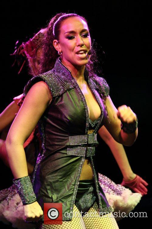Kim Sasabone Vengaboys performing live at the HQ...