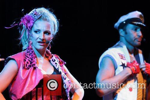 Robin Pors, Denise Post-Van Rijswijk Vengaboys performing live...