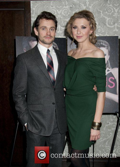 Hugh Dancy and Nina Arianda 2