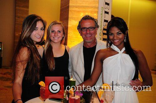 Ugo Capasso and Guests Venus Williams appears at...