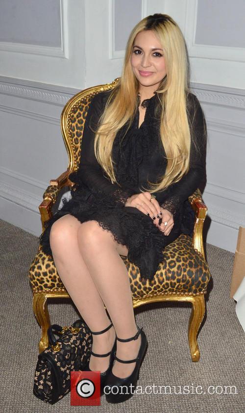 Zara Martin Celebrities at The VeryFirstTo Awards held...