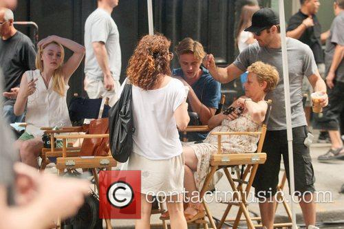 Jake Gyllenhaal, Dakota Fanning and Naomi Foner