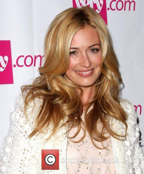 Cat Deeley Very.com celebrates it's US launch at...