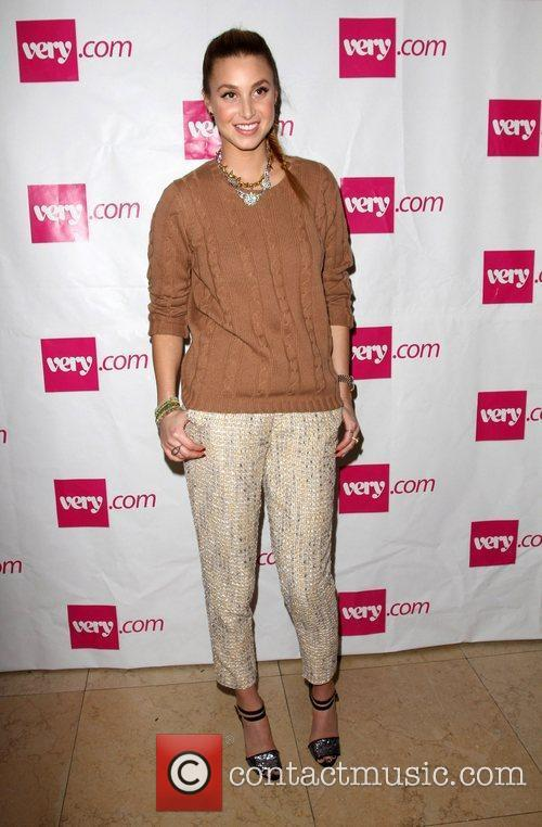 Whitney Port Very.com celebrates it's US launch at...