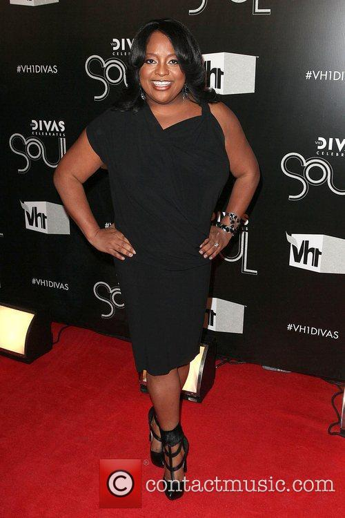 At the VH1 Divas Celebrates Soul at Hammerstein...