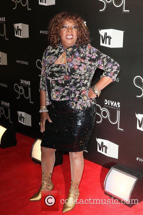 Martha Reeves,  at the VH1 Divas Celebrates...