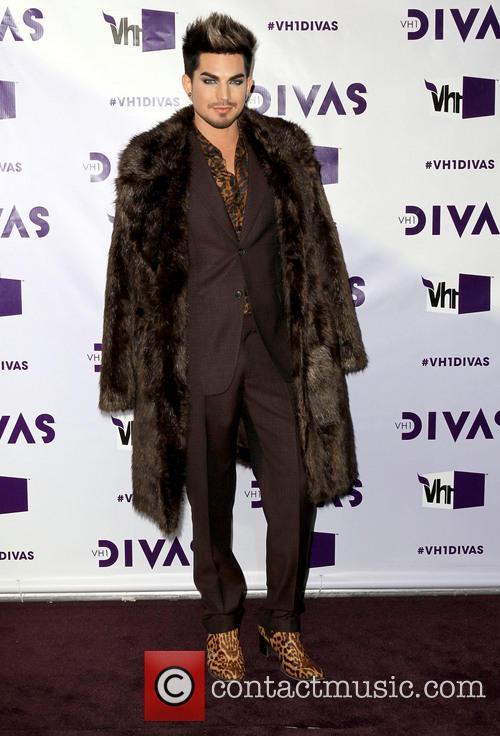 Adam Lambert and Vh1 Divas 10