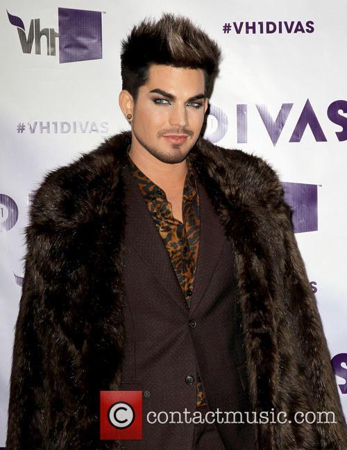 Adam Lambert and Vh1 Divas 9