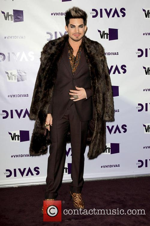 Adam Lambert, Vh1 Divas and The Shrine Auditorium 5