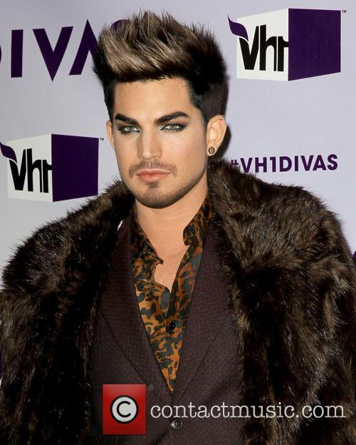 Adam Lambert and Vh1 Divas 4