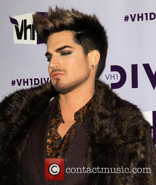 Adam Lambert and Vh1 Divas 1