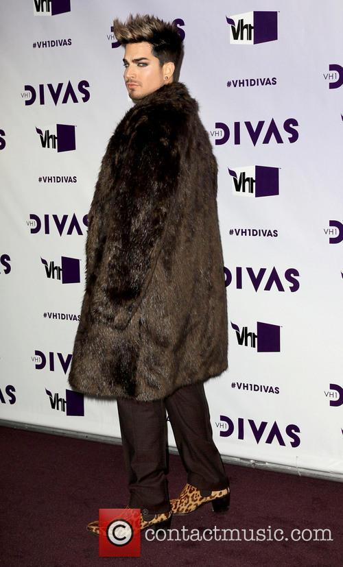 Adam Lambert and Vh1 Divas 8