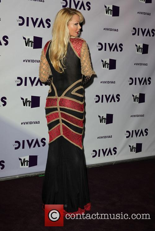 Charlotte Ross VH1 Divas 2012 held at The...