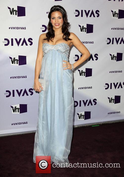Jenna Dewan-Tatum VH1 Divas 2012 held at The...