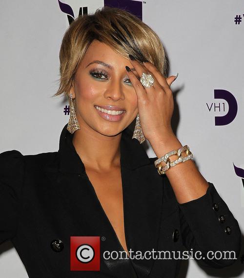 Keri Hilson VH1 Divas 2012 held at The...