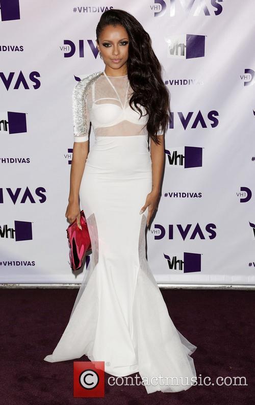 Actress Kat Graham VH1 Divas 2012 held at...