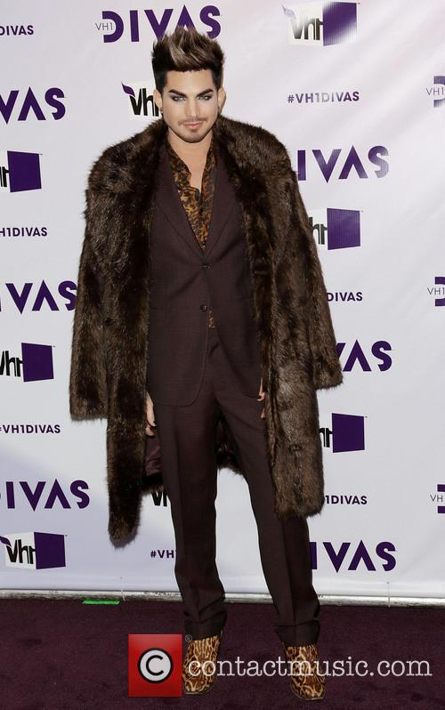 Adam Lambert and VH1 Divas 13