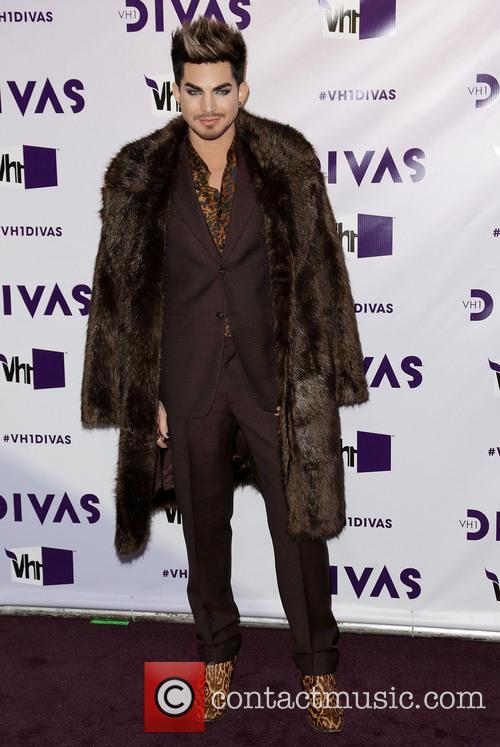 Adam Lambert and VH1 Divas 14