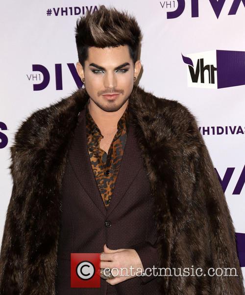 Adam Lambert and VH1 Divas 12