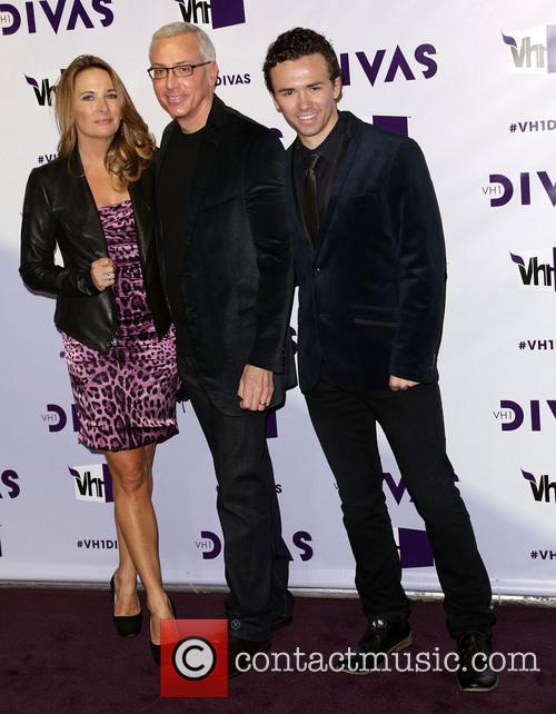 Dr. Drew Pinsky; family VH1 Divas 2012 held...