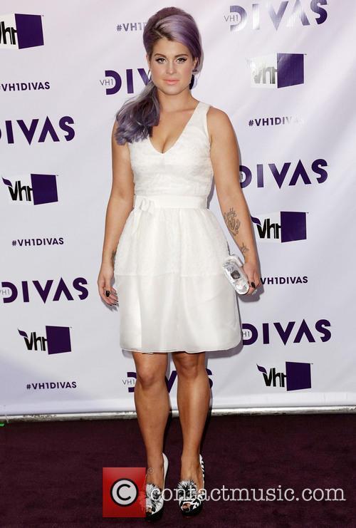 Kelly Osbourne and VH1 Divas 4