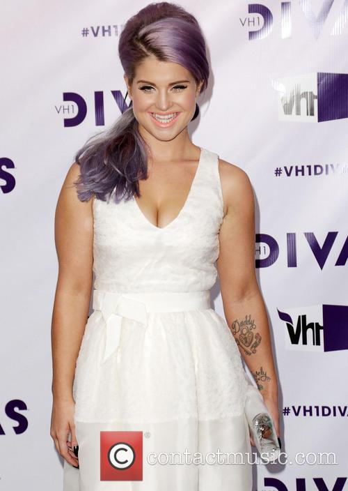 Kelly Osbourne and VH1 Divas 3