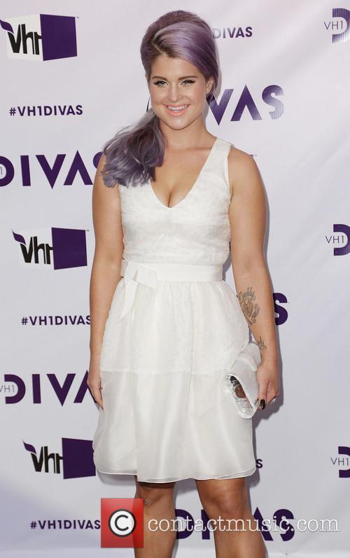 Kelly Osbourne and VH1 Divas 5