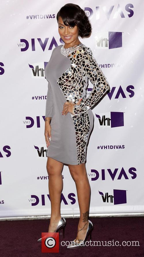 La La Vasquez VH1 Divas 2012 held at...