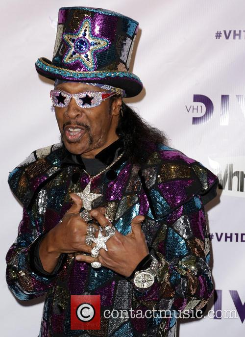 Musician Bootsy Collins VH1 Divas 2012 held at...