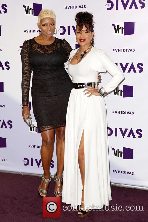 Nene Leakes; singer LisaRaye McCoy VH1 Divas 2012...