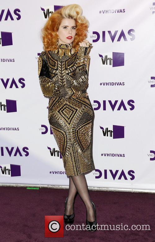 Paloma Faith and VH1 Divas 5
