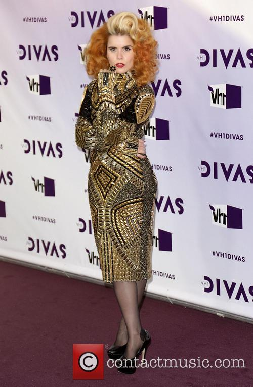 Paloma Faith, The Shrine Auditorium and Vh1 Divas 7
