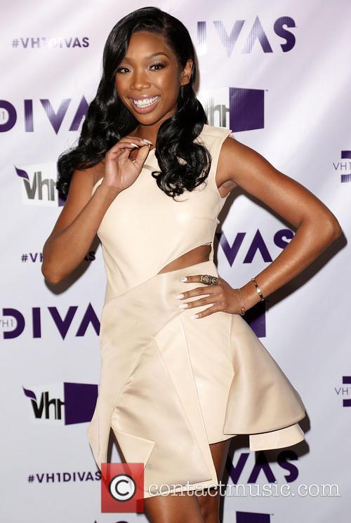 Singer Br; y VH1 Divas 2012 held at...