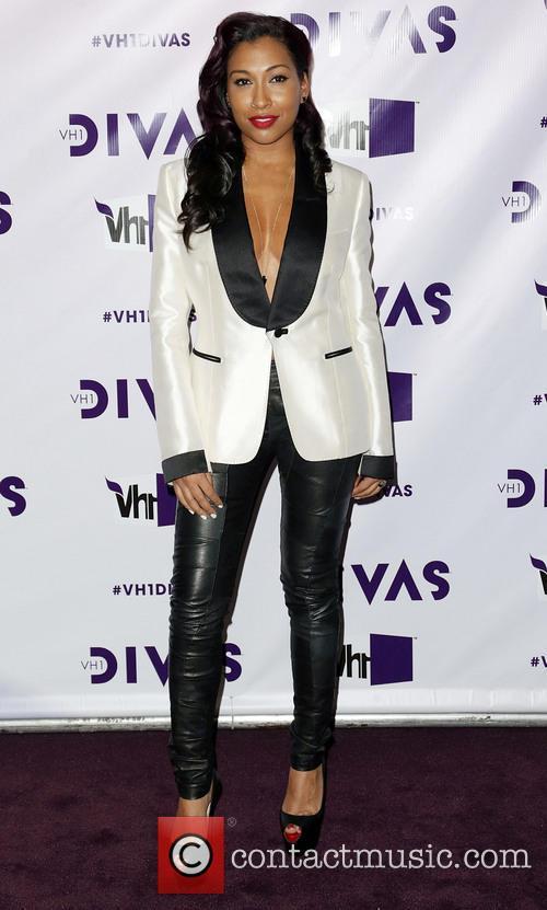 Singer Melanie Fiona VH1 Divas 2012 held at...