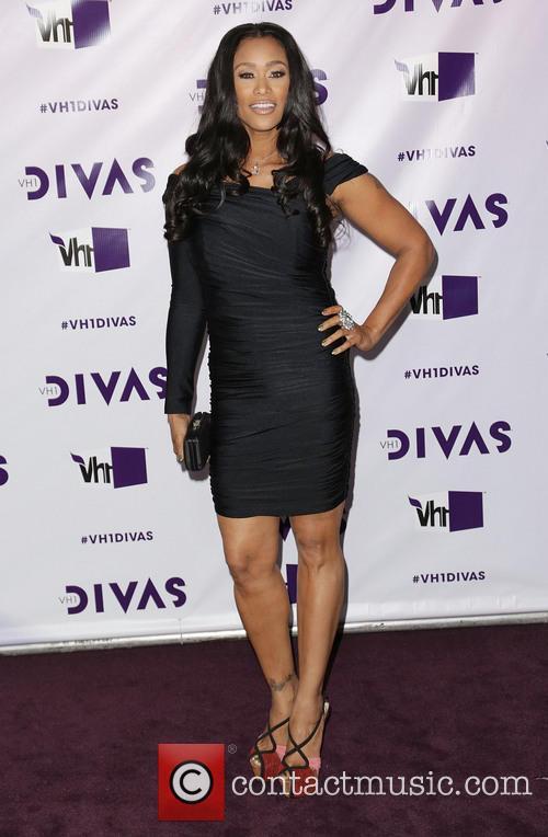 Tami Roman VH1 Divas 2012 held at The...