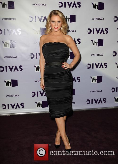 Carrie Keagan VH1 Divas 2012 held at The...