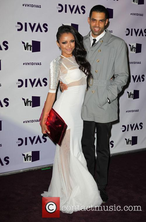 Cottrell Guidry and Kat Graham 1