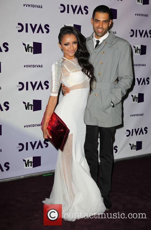 Cottrell Guidry; Kat Graham VH1 Divas 2012 held...