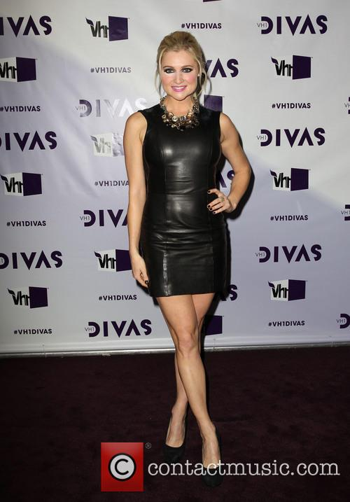 Katherine Bailess VH1 Divas 2012 held at The...
