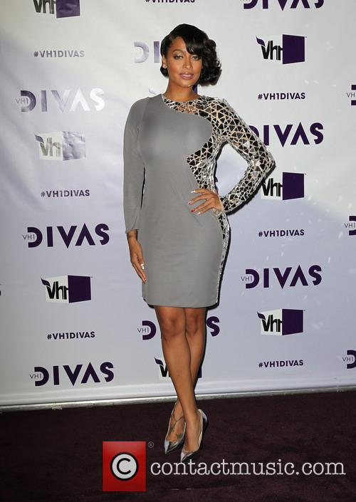 LaLa Anthony VH1 Divas 2012 held at The...
