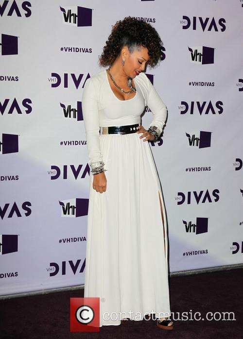 LisaRaye McCoy VH1 Divas 2012 held at The...