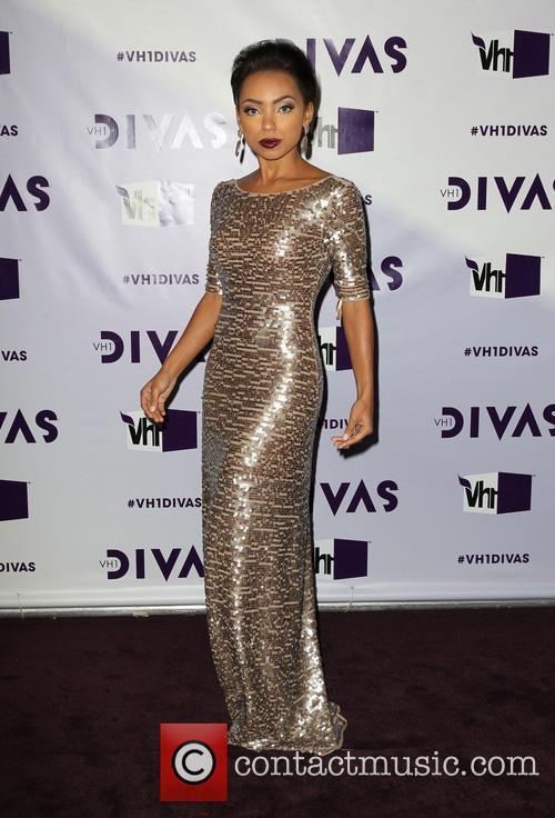 Logan Browning VH1 Divas 2012 held at The...