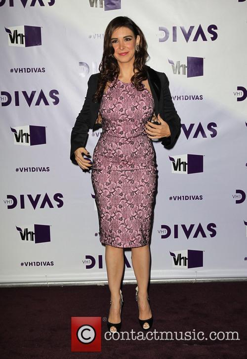 Mayra Veronica VH1 Divas 2012 held at The...