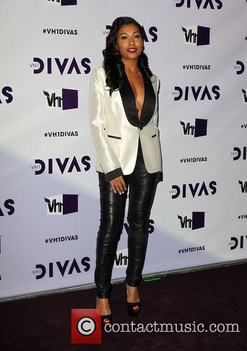 Melanie Fiona VH1 Divas 2012 held at The...