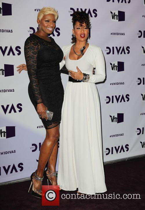 Nene Leakes and Vh1 Divas 6
